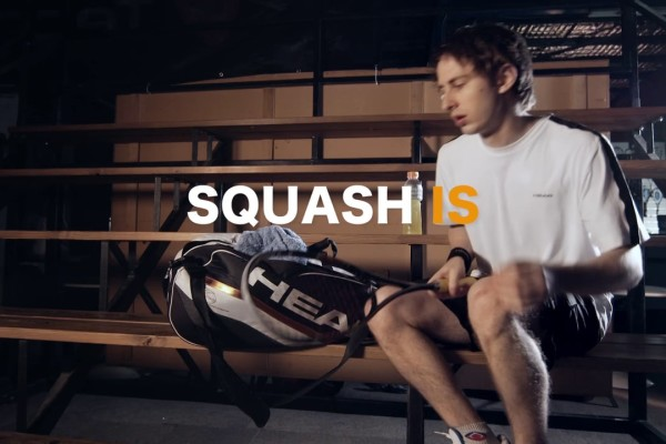 Squash Is Commercial